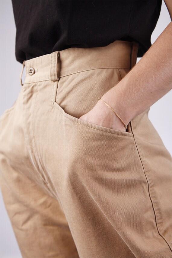 High waist RIDING pants for petite XS/SM