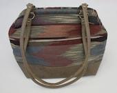 Woven Medicine Style Handbag