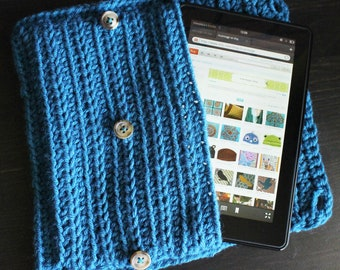 Custom Made Cabled Kindle Cardigan with Buttons