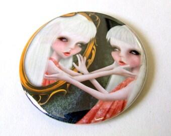 Vanity Pocket Mirror