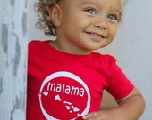 Keiki Elements T-shirts MALAMA see description for available colors and sizes