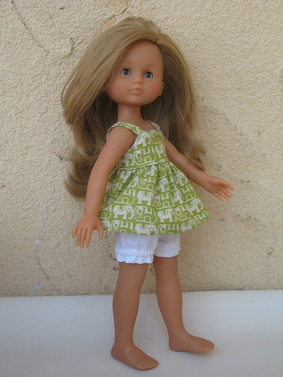 Corolle Les Cheries and Hearts for Hearts Doll Top and Pants