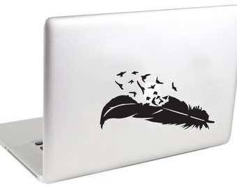 Birds of a Feather Macbook Decals