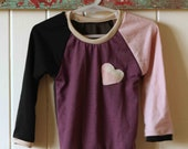 Reserved for meye5995 - three patchwork long sleeve merino tops