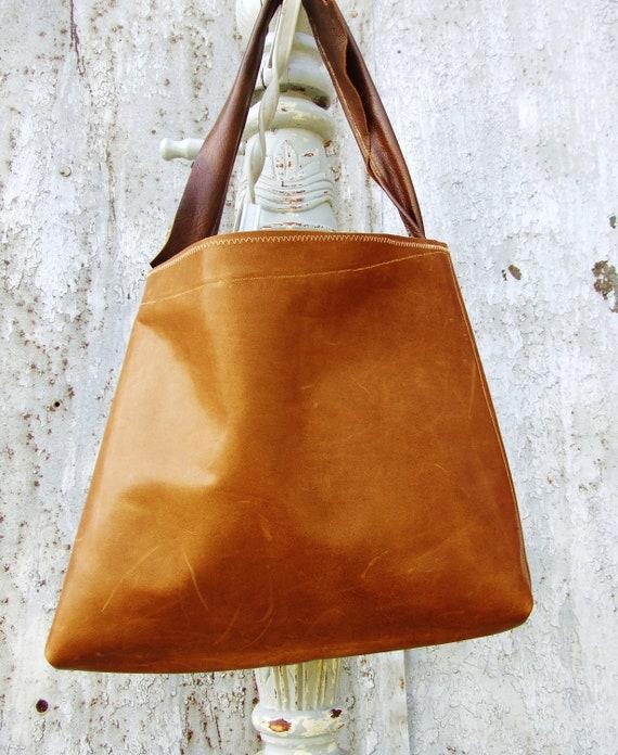 Cherokee leather bag