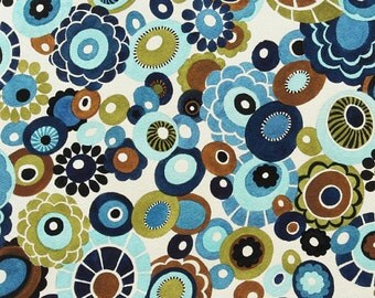 Olympia in Blue by Alexander Henry - 1 Yard