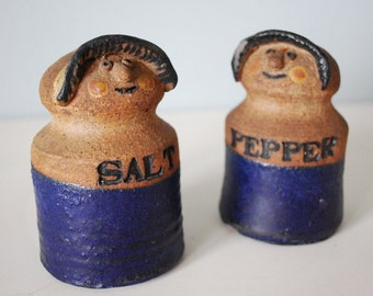 Salt and Pepper Ladies