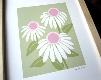Coneflower Giclee Print