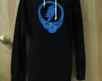 Steal Your Face Hoodie Dress - size large