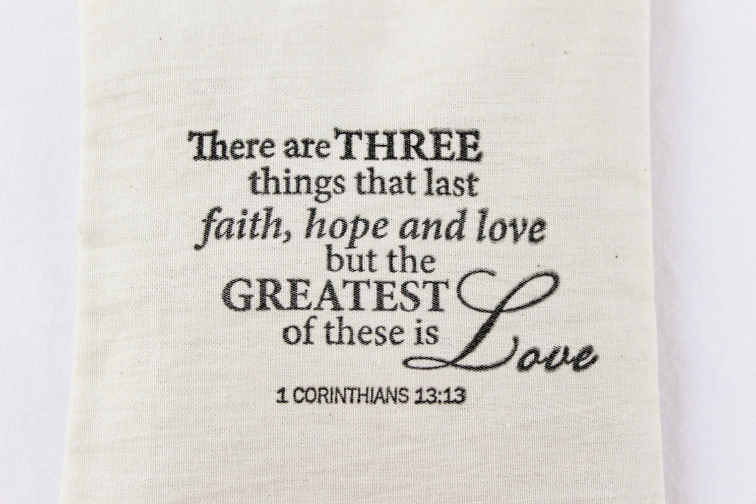 Love Bible Quotes Faith Hope Love Lavender Sachet 1 Corinthians 13 Bible Verse