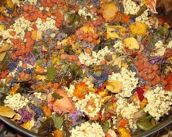 Fall Cinnamon and Orange Potpourri