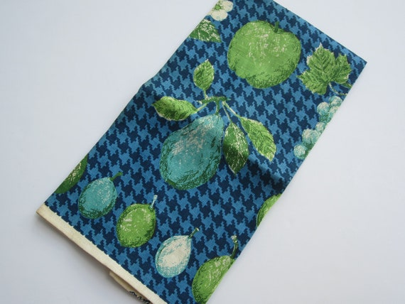 MINT Vintage Towel Luther Fruits Tweed