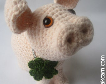 Amigurumi Piggy Pattern