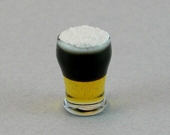 Black & Tan Beer  (1:12th scale)