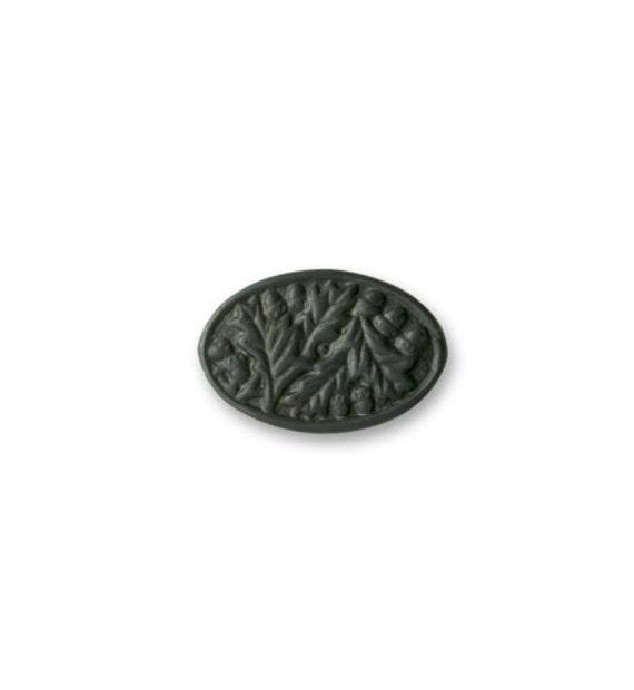 4 pieces 14.5x10mm Craftsman Motif Decorivet, Arte Metal Embellishment, Vintaj Arte Metal, Vintaj Item ADV034