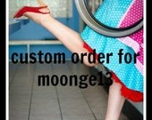 Custom Order for moonge13   The VIOLET Dress with slim fitting skirt.  A fabulous 1950s Vintage Reproduction Dress.