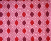 Domestic Bliss Beaded Curtain 1 Yard Cut - Pink Colorway