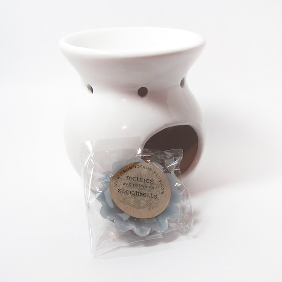 Sleighbells Scented Wax Tarts Potpourri Home Scenting Fragrance