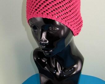 Digital pdf download knitting pattern  - Easy Lace Wide Headband Knitting Pattern pdf download knitting pattern