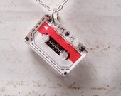 Mix Tape Necklace Cassette Tape . perks of being a wallflower