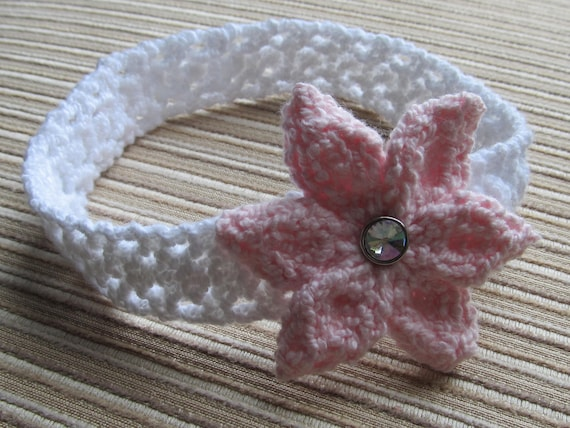 Instant Download Knitting Pattern 63 Lacy Headband with a