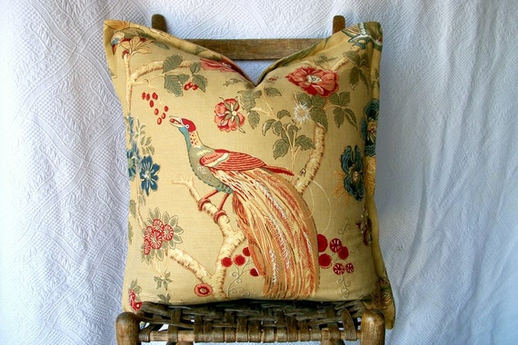 Put a Bird On It Pillow Cover