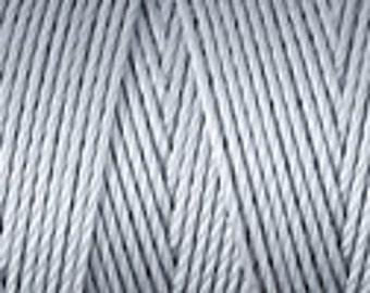 Nickel Silver Grey C Lon Bead Cord Thread 92 Yards Kumihimo Bead Crochet