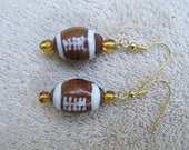 Are You Ready For Some Football Earrings