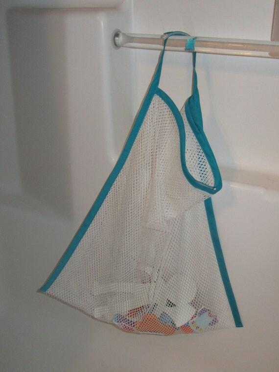 Bath Toys Bag - Teal