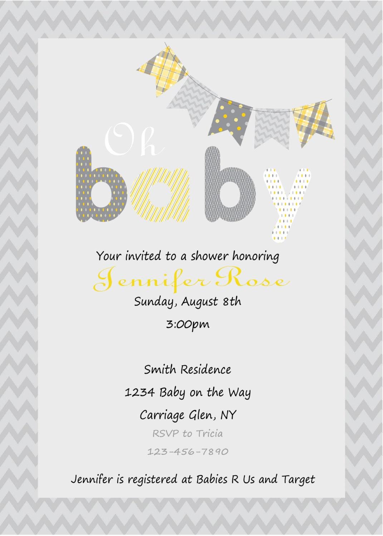 Create A Baby Shower Invitation for beautiful invitation ideas