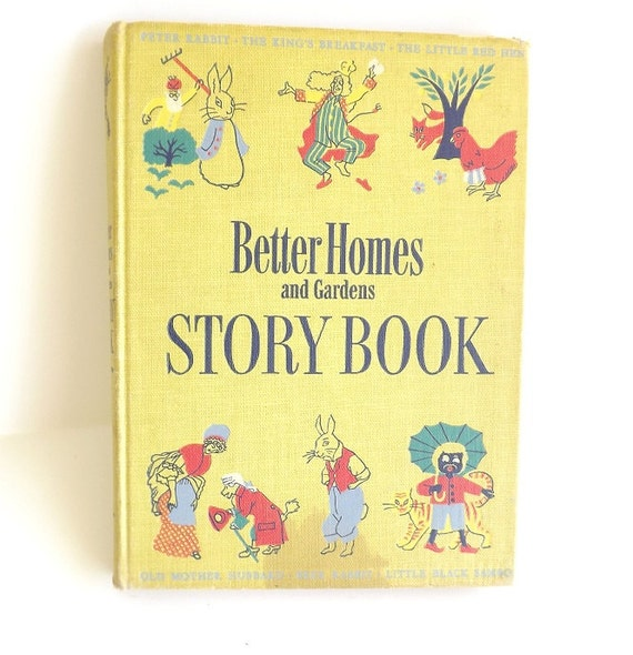 Vintage better homes and garden story book by - Vintage better homes and gardens cookbook ...