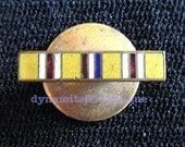 WW2 US ASIATIC PACIFIC Campaign Medal Award Bar mini metal ribbon