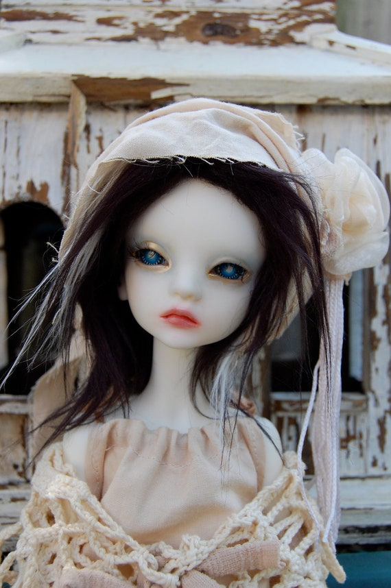 Victorian Ghost outfit for MSD BJD