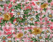Daisies Fat Quarter cottom fabric