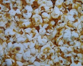 Happy Hour fabric--popcorn--one yard--Elizabeth's Studio