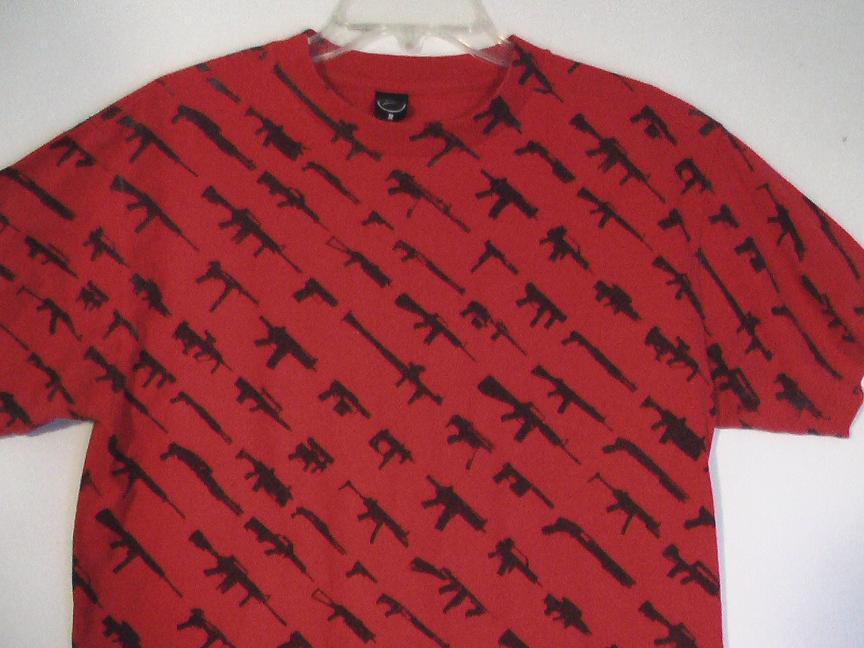 machine gun shirt