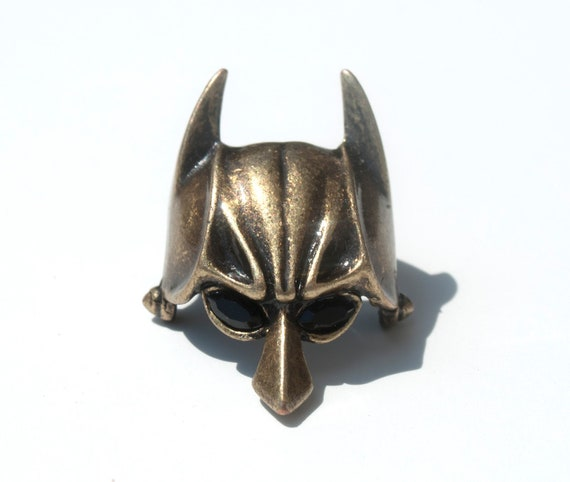 Batman Mask Ring - The Dark Knight