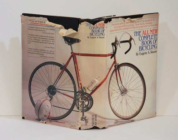 Vintage Book, The Complete Book of Bicycling