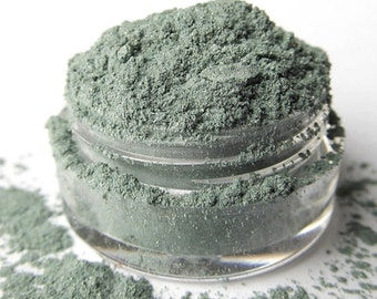 Clearance- Mermaid Green Mineral Eye Makeup Eye Shadow