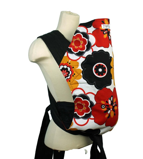 Mei Tai Asian Baby Carrier - Madrid - Instructional DVD Included - FAST SHIPPING