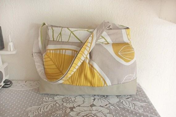 Lemon Drop Purse/ Tote-Ready to Ship--