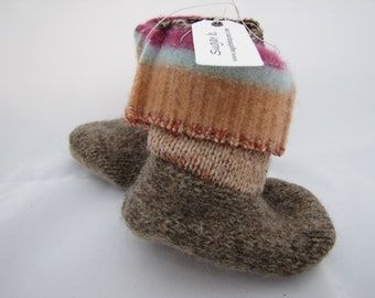 Baby Boots, Shoes, Booties, Slippers- size 3-6 months