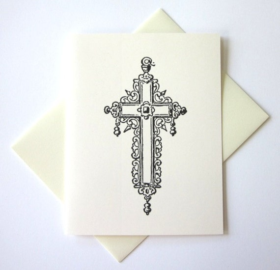Cross Note Cards Stationery Set of 10 Cards