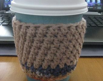 Coffee Cozy - Kool Khaki