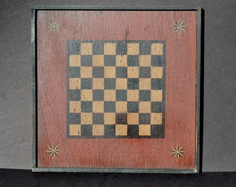 Checker Board Square