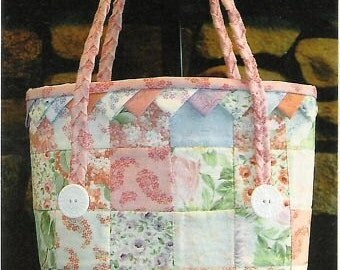 Charmingly YoursHandbag Pattern by New Beginning Designs