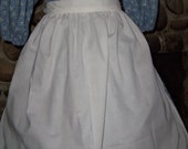Womens New Apron Colonial Renaissance Costume