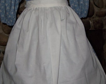 Womens New Apron Colonial Renaissance Costume