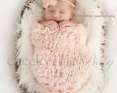 Newborn Cocoon 2-in-1 PHOTO PROP by Cheeky Chic Baby