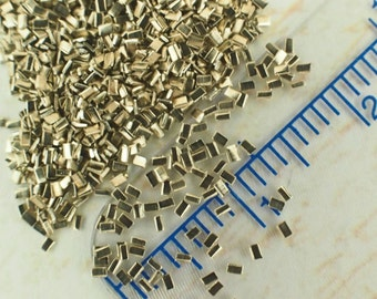 Solder Chips for Soldering Sterling Silver, Silver Filled and Nickel Silver - 1/8 ounce - Easy, Medium or Hard